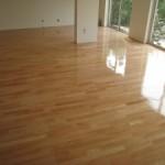 houten vloer afwerken